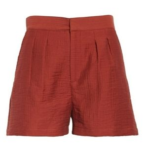 Rachel Comey High Waist Daft Shorts